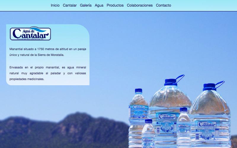 web agua de cantalar